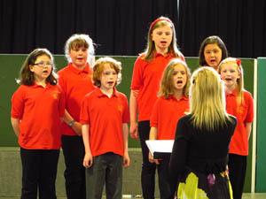 Pentland Junior Singers